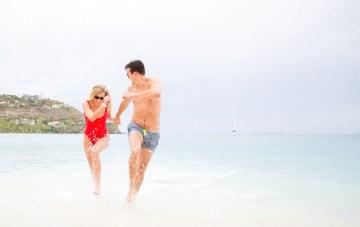 Tropical Destination Engagement Shoot | Anna Grace Photography | Bridal Musings Wedding Blog 3