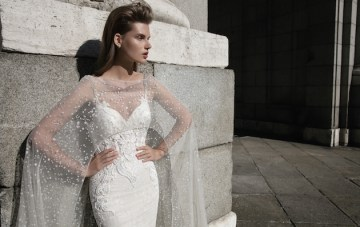 World Exclusive: Berta Wedding Dress Collection S/S 2016
