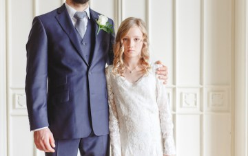 This Bride Is 11 Years Old…