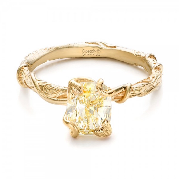 Wedding Ring Resize: 10 Gorgeous Engagement Ring Trends For 2016