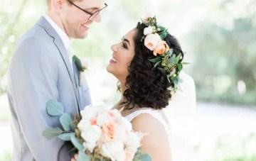 Intimate Ranch Wedding in California