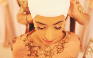 Beautiful & Emotive Sikh Wedding Film