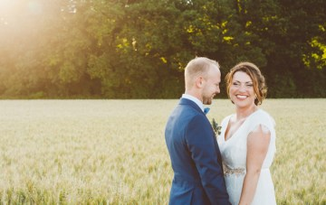 Sweet German Wedding with Gorgeous Rustic Decor