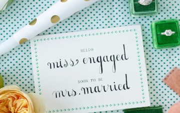 10 Reasons Why Being Newly Engaged is Awesome
