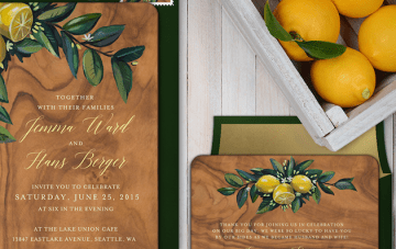Digital Elegance: Greenvelope + Colin Cowie Wedding Collection