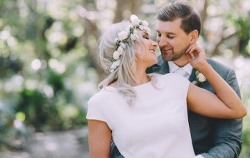Small, Yet Super Stylish Wedding in Australia
