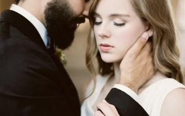 Dreamy Civil Wedding Inspiration in San Francisco City Hall