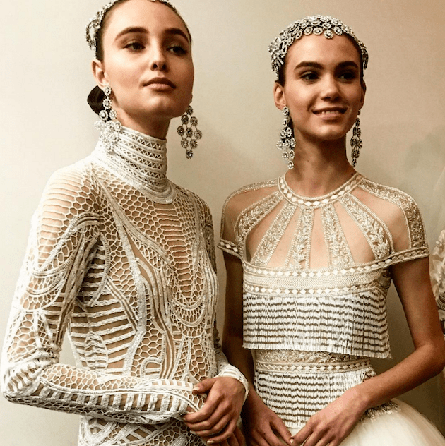 Naeem Khan Wedding Dress Collection | Bridal Musings Wedding Blog