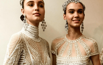 Best of Bridal Market: Naeem Khan Wedding Dress Collection Spring 2017