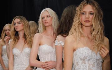 Best of Bridal Market: Reem Acra Wedding Dress Collection Spring 2017