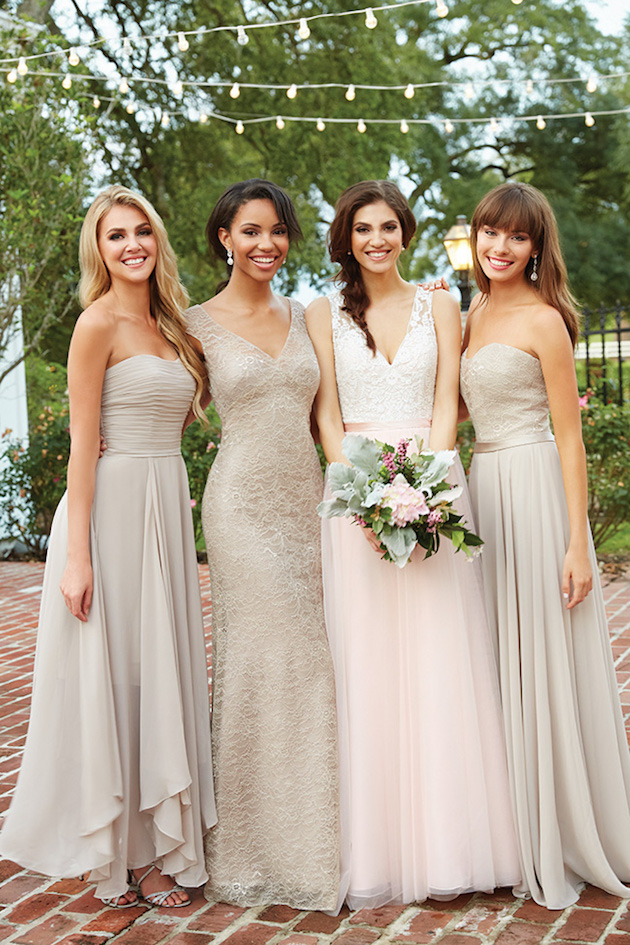 Gorgeous mix match bridesmaid dresses from allure bridals allure bridals bridesmaid dresses bridal musings wedding blog 6 junglespirit Choice Image