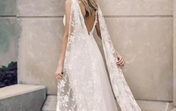 Wild Daydreams; Flora & Lane Wedding Dress Collection