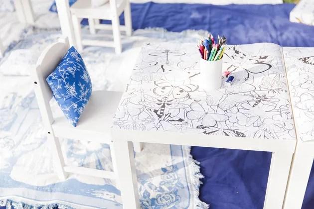 Gorgeous China Blue Wedding | Sarah Gawler | Knot & Pop | Bridal Musings Wedding Blog 16