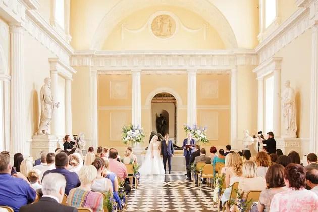 Gorgeous China Blue Wedding | Sarah Gawler | Knot & Pop | Bridal Musings Wedding Blog 38