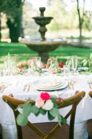 Super Pretty Garden Wedding Inspiration | Emi Fujii Photography | Weddings by Katlin | Bridal Musings Wedding Blog 11