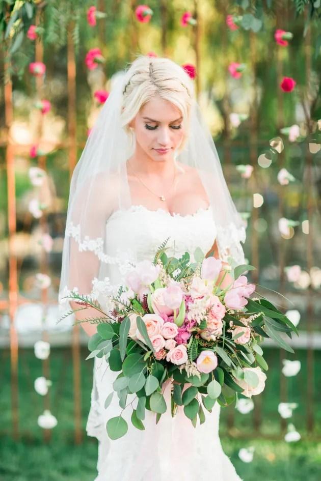 Super Pretty Garden Wedding Inspiration | Emi Fujii Photography | Weddings by Katlin | Bridal Musings Wedding Blog 28