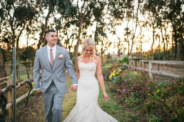 Super Pretty Garden Wedding Inspiration | Emi Fujii Photography | Weddings by Katlin | Bridal Musings Wedding Blog 54
