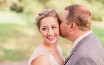 Elegant & Pretty Nature-Inspired Wedding