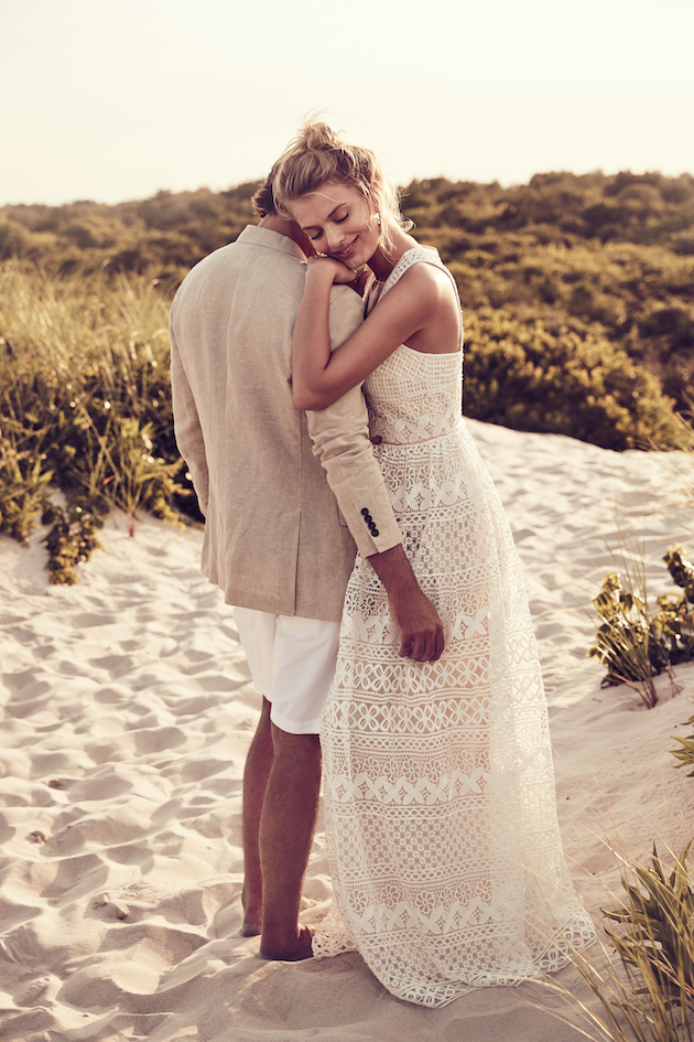 4328be2810 Swept Away; Gorgeous, Sexy & Chic BHLDN Honeymoon Collection