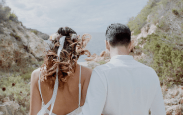 Beautiful Boho Wedding Film from Ibiza