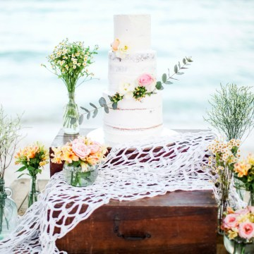 Amazing Beach Wedding In The Philippines