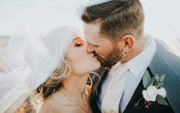 Super Romantic Wedding Film with a Dreamy Golden Hour