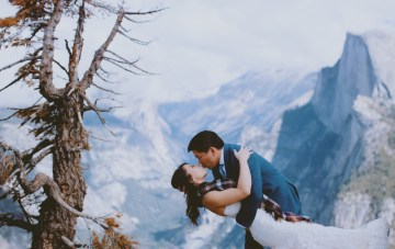 Sweet Yosemite Wedding Film with Seriously Epic Backdrops