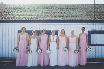 Cool Seattle Wedding by Claire Eliza Photography 14