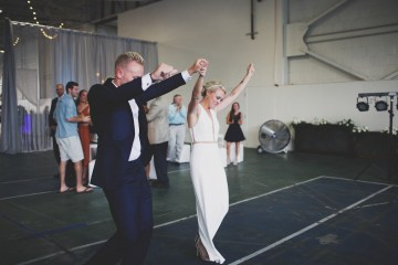 Cool Seattle Wedding by Claire Eliza Photography 37