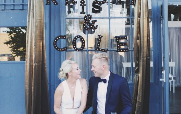 Cool Seattle Wedding by Claire Eliza Photography 65