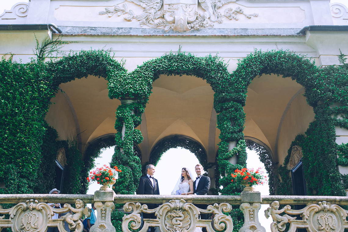 Destination Wedding in Lake Como by Orlova Maria and WeddItaly 24