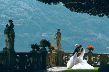 Destination Wedding in Lake Como by Orlova Maria and WeddItaly 3
