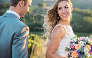 Beautiful Destination Wedding in Tuscany (Planned on a Budget)