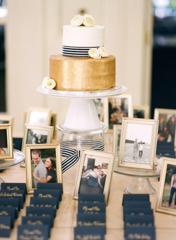 Preppy & Patriotic Wedding by Jamie Clayton and Fete Nashville 12