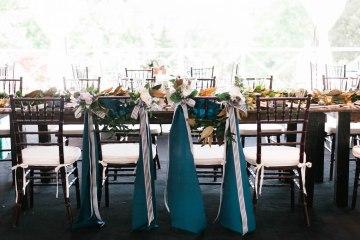 Preppy & Patriotic Wedding by Jamie Clayton and Fete Nashville 19