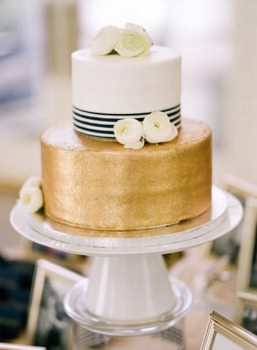 Preppy & Patriotic Wedding by Jamie Clayton and Fete Nashville 32