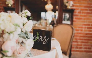 Romantic San Diego Wedding by Nicole George Events and Katie Pritchard Photography 16