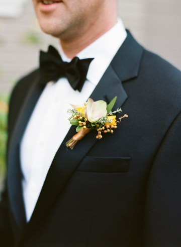 Rustic Fall Wedding Inspiration by Sylvia Gil Photography and Kate Siegel 34