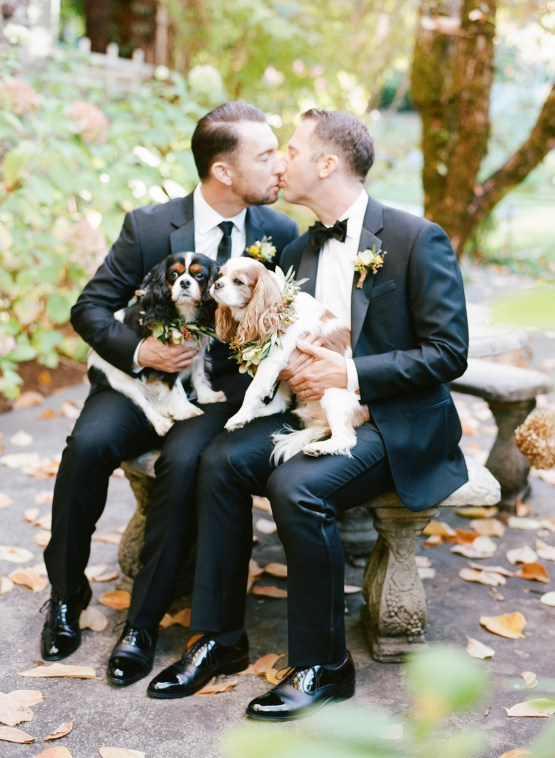 Rustic Fall Wedding Inspiration by Sylvia Gil Photography and Kate Siegel 8