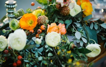 Tea Bar Wedding Inspiration by Lauren Love Photography and Cheryl Sullivan Events 6