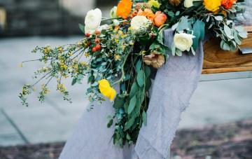 Tea Bar Wedding Inspiration by Lauren Love Photography and Cheryl Sullivan Events 8