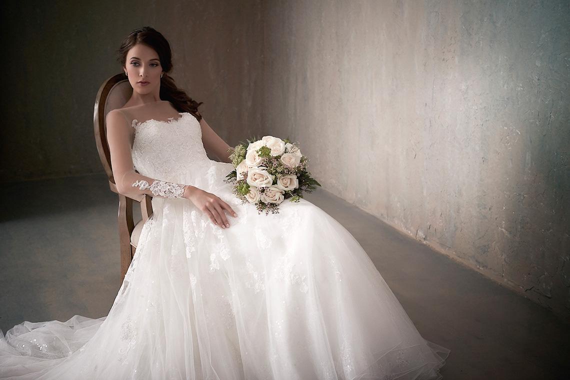 Adrianna Papell Platinum Wedding Dress Collection