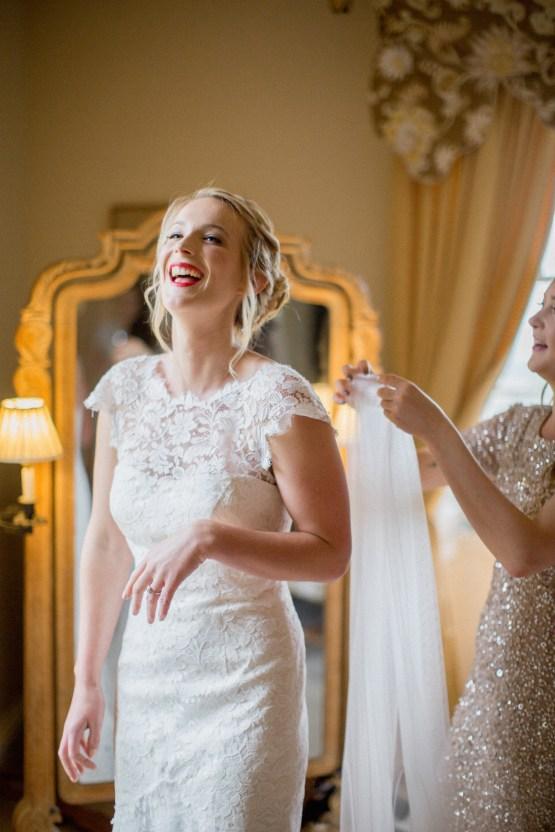 Beautiful Irish Wedding by Brosnan Photographic 2
