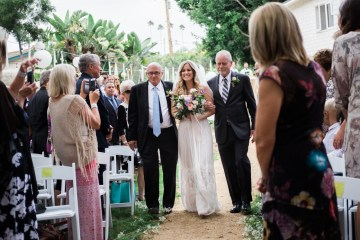 Cool California Garden Wedding by John Newsome Photography 5