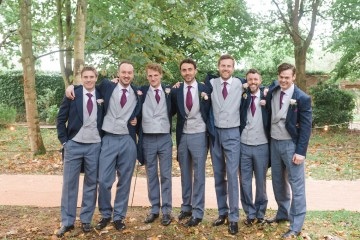 English Winery Wedding by Hannah McClune Photography 47
