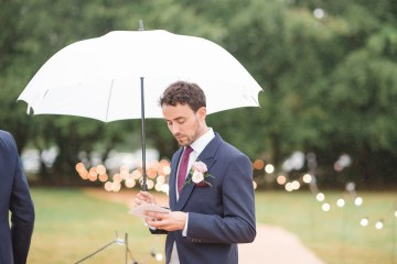 English Winery Wedding by Hannah McClune Photography 48