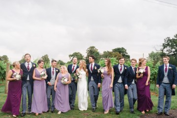 English Winery Wedding by Hannah McClune Photography 61