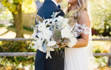 Fun and Laid-Back Wedding by Becka Pillmore Photography 11