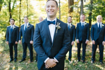 Fun and Laid-Back Wedding by Becka Pillmore Photography 29