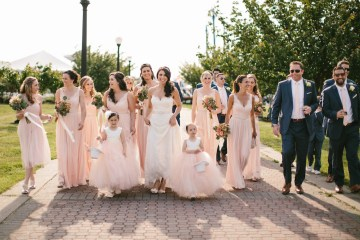 Manhattan Skyline Wedding by Jenelle Kappe Photography 38